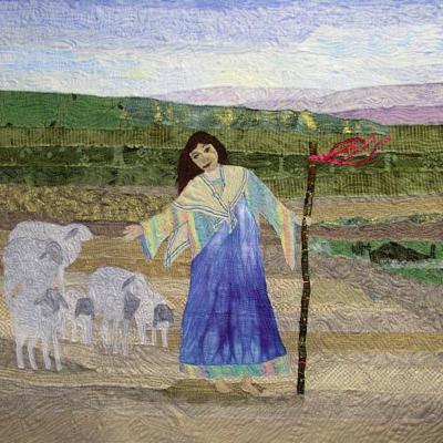 Rachel - Women of Biblical Proportions